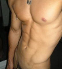 Sexy Dude Exposed His Hot Muscled Body