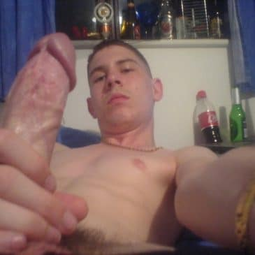 Charming Dude Love To Pose His Sweet Cock On Cam